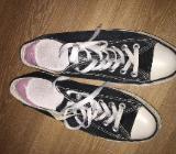 Getragene Schuhe converse all stars chucks - Bremen