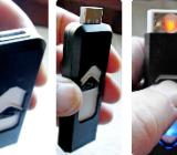 Top USB-Feuerzeug, ohne Gas/Benzin, praktisch u. immer wieder aufladbar, neu! - Diepholz