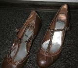 Esprit Schuhe braun in Gr. 37 - Weyhe
