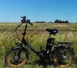 Ebike faltbar Movena ca 1000 km für das urbane Leben - Bremen Walle