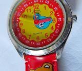 Marken-Kinderuhr, Edelstahl, gut ablesbar, Batterie neu und sehr gepflegt! - Diepholz