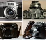 Zeiss-Ikon Analog-Kamera-Sammlung - Bremen Horn-Lehe