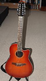 12-saitige Gitarre Ovation Celebrety CC 245