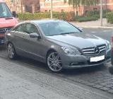 Mercedes-Benz E 350 CDI Sport Coupe BE 7G-Tronic DPF+NAVI+AHK+Tüv - Jever