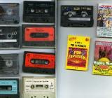 9 Audiokassetten + 3 Einlegeblätter zu verschenken - Elsfleth
