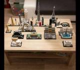 Lego Architektur Sammlung - Wilhelmshaven