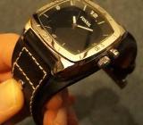 Armbanduhr Fossil Leder - Wildeshausen