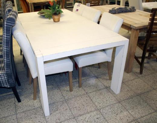 Neu Esstisch Von Wolf Möbel Shisham Weiß 200 Delmenhorst