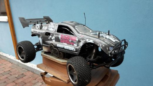 Buggy Carbon Racer