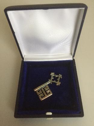 Bremer Schlüssel (Silber)