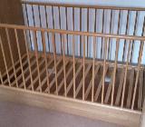 Kinderbett 70 x 140 cm - Schwanewede