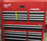 "Milwaukee 46"" Rolling Steel Chest and Cabinet - Bremen"