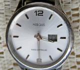 Zeitlos elegante Damen-Marken-Funk-Armbanduhr, Flexo-Gliederarmband, gepflegt! - Diepholz