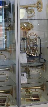 Orig. GETZEN U.S.A. Capri - Flügelhorn in B mit Trigger - Bremen Mitte