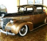 Chevrolet Master Deluxe Coupe - Delmenhorst