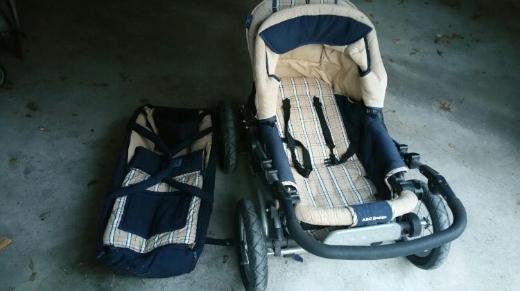 Kinderwagen ABC - Nordenham