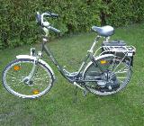 Hudson Bike S1 / Fahrrad mit Hilfsmotor - Osterholz-Scharmbeck