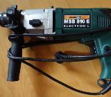 Bohrmaschine meister CRAFT MSB 810 E - Ritterhude