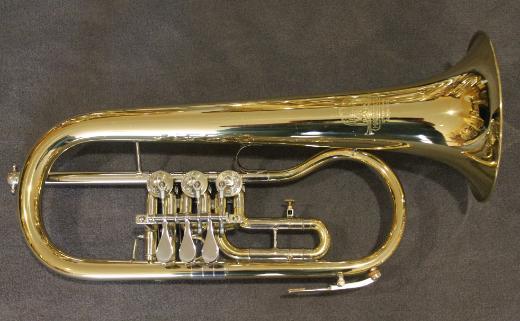 VMI / B & S Konzert - Flügelhorn, Mod. 17/2 inkl. Koffer, gebraucht