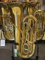 Yamaha Front Aktion B - Tuba, Mod. YBB 103 inkl. Koffer