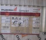 Plattenheizkörper C33, 400 hoch, 3000 lang - Bremen
