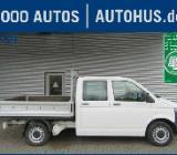 Volkswagen T5 2.0 TDI DOKA Lang 6-Sitze Ahk Klima - Zeven