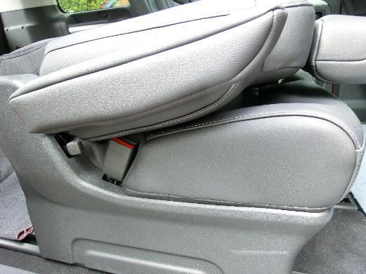 Autositze Leder schwarz - Bremen