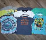 Paket: 8x Jungen-T-Shirts Gr. 134 140, H&M C&A T.Tailor - Bremen