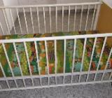 Kinderbett/Juniorbett von Paidi 140 x 70 cm - Bremervörde