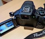 Top Digital-Markenkamera, 16,1 MP, 65fach opt. Zoom, 2 Akkus, Kameratasche, in OVP! - Diepholz