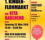 1. Kinderflohmarkt der KiTa Babenend in Oldenburg - Oldenburg (Oldenburg)