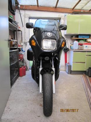 Suzuki VX800 Vollausstattung, Erstbesitz