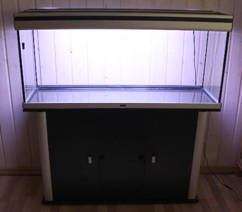 240L-Aquarium mit Unterschrank zu verkaufen