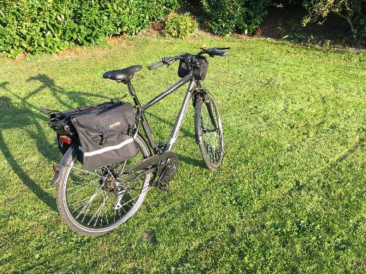 Prophete Herren-Trekking E-Bike