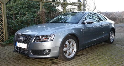 Audi-Coupé 2.0 TFSI Automatic