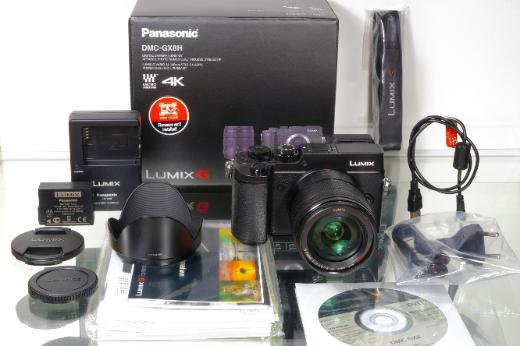 Panasonic Lumix GX8H