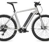 """Kalkhoff - Integrale LTD Silver Herren E-Bike 28"""" 55cm 2017 - Friesoythe"""
