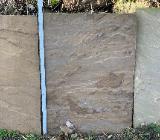 Sandsteinplatten, Terrassenplatten,Natursteinplatten. - Cloppenburg