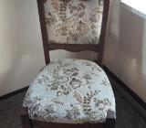 Stühle im Retro-Stil zu verkaufen - Schwanewede