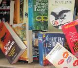 180 Bücher (Klassiker/Krimis/Humor/usw.), top erhalten! - Ganderkesee