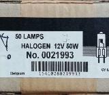 50 St. Sylvania Halogen Leuchtmittel 12V 50W GY 6.35 - Verden (Aller)
