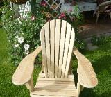Adirondack Chair (Alsterstuhl) - Bremerhaven