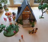 Playmobil 3230 - Ferienhaus, incl. viel Zubehör - Lilienthal