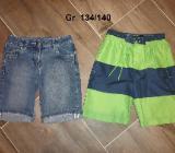 Shorts Jeans Badeshorts Gr. 134/140, TCM - Bremen