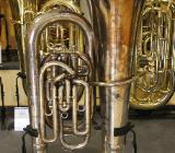 Boosey & Hawkes kompensierte Es Tuba, versilbert - Bremen Mitte