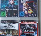 PS3 Spiele - Stuhr