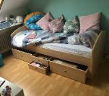 Kinder -Jugendbett Buche hell - Lilienthal