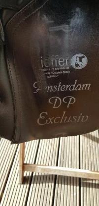 Dressur Sattel Amsterdam Exclusiv von Kieffer - Dressursattel - Ganderkesee
