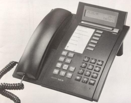 ISDN-Telefon