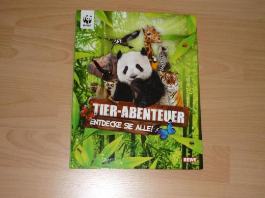 "REWE ""WWF"" Sticker"